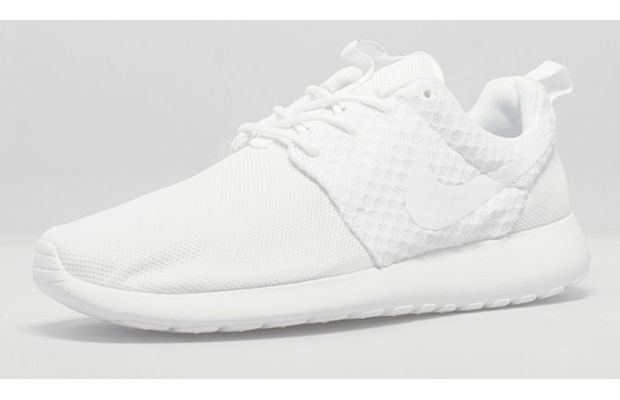 All-White Roshes As if They Were Bleached