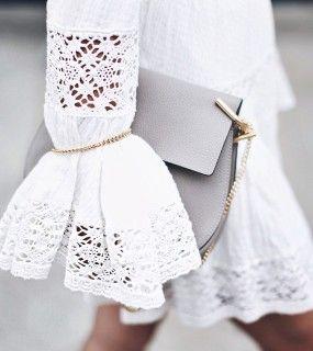 Style Inspiration: Summer Whites