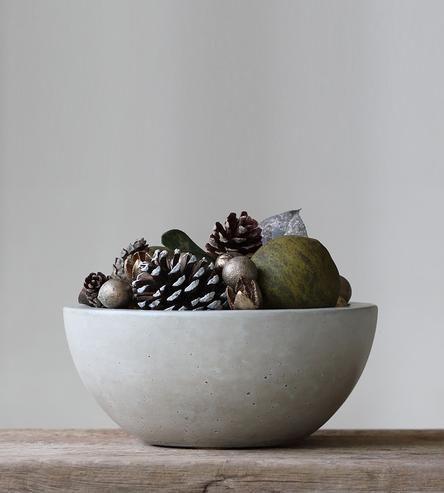 25 Best Concrete Bowl Ideas On Pinterest Diy Concrete