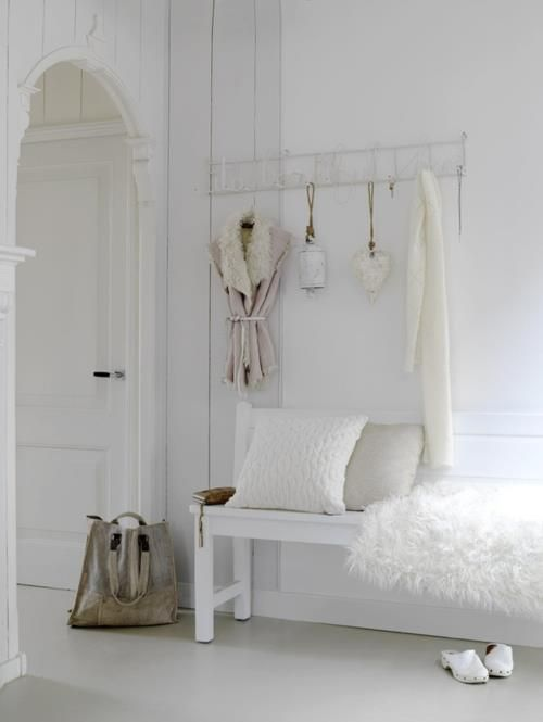 White and beautiful