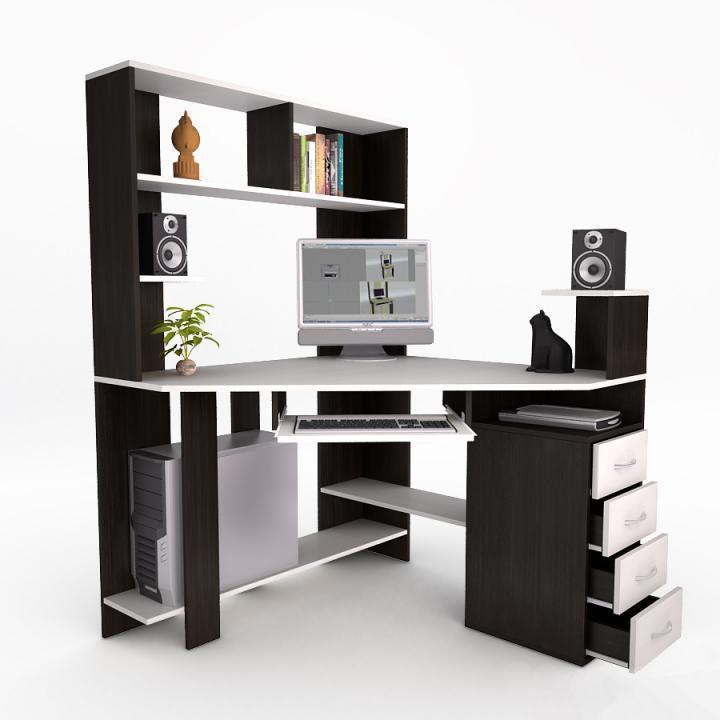 Угловой компьютерный стол Лекс-9
