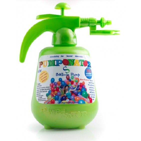 Christmas fun in the sun is a given with this Pumponator Water Balloon Station. It's so easy to create a water balloon war and the pump can also be used for regular air balloons at your next birthday party. #Christmas2014 #summer2014 #games