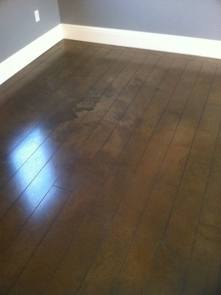 11 Best Concrete Staining Videos Images On Pinterest