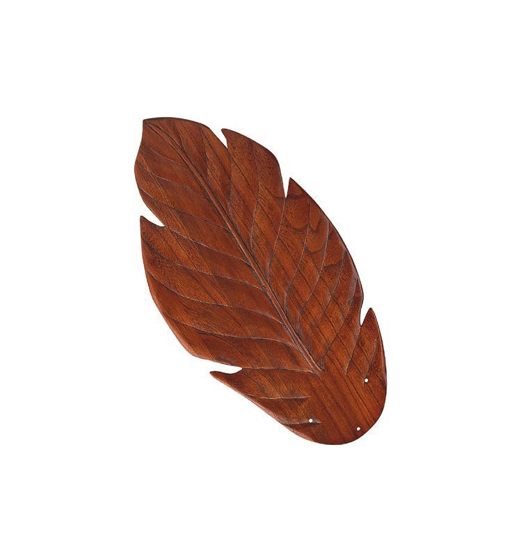 "Craftmade B556T 5 Blade Pack - 56"" Tropical Blades Philodendron Leaf Ceiling Fan Accessories Fan Blades Fan Blades"