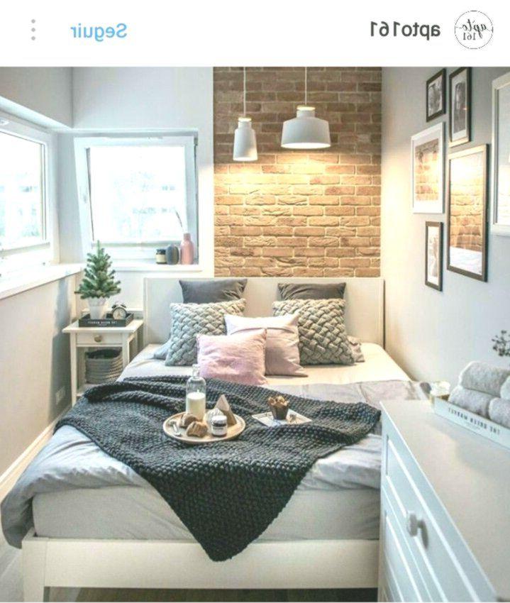 Modernes Schlafzimmer Klein