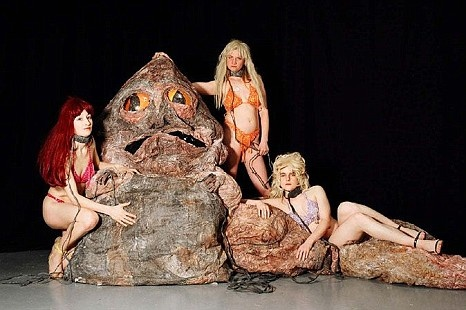 Spartacus Chetwynd and Paul Noble shortlisted for Turner Prize 2012