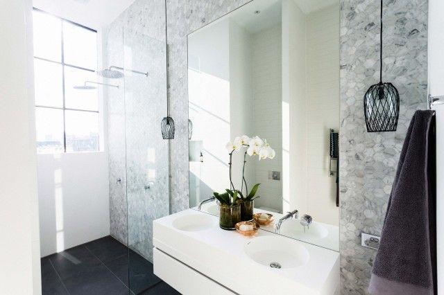 The Block Glasshouse en suite room reveals - The Interiors Addict