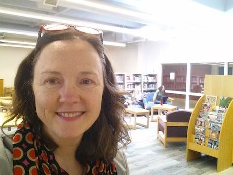 A 21st-century librarian can inspire a school by modeling responsive teaching, advocating for student involvement, facilitating new approaches to writing, and encouraging user-centered spaces.