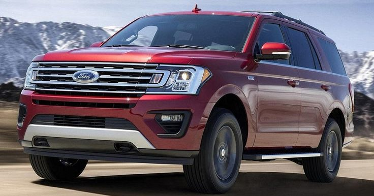 2018 Ford Expedition FX4 Bows With An Assortment Of Off