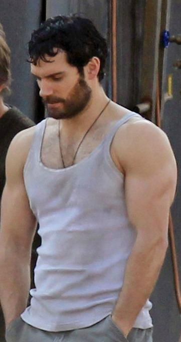 Those arms! All the better to hug me with!!!