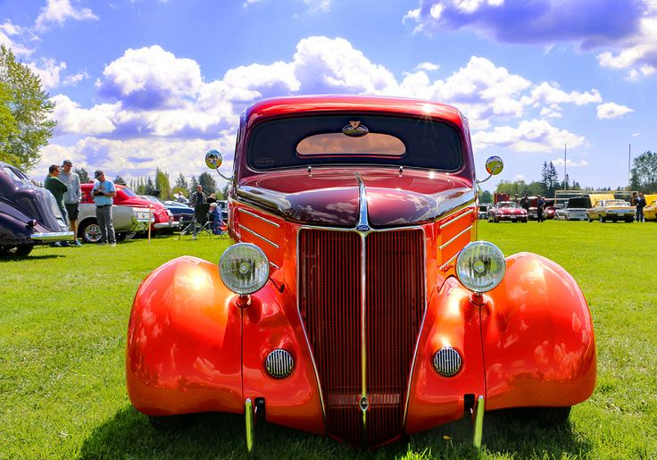https://flic.kr/p/U4RmKq | 1936 Ford Coupe_5720 | Poppy Car Show 2017, Langley, BC Canada.