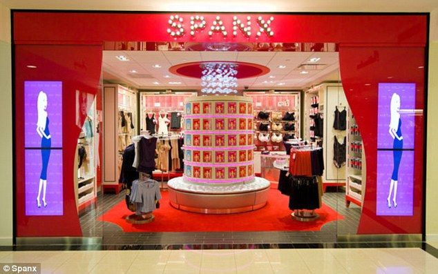 First Spanx store