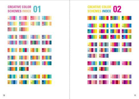 Creative Color Schemes 2 Index 01-02