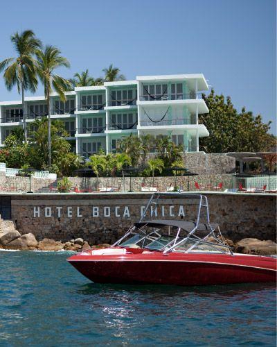 Acapulco retro