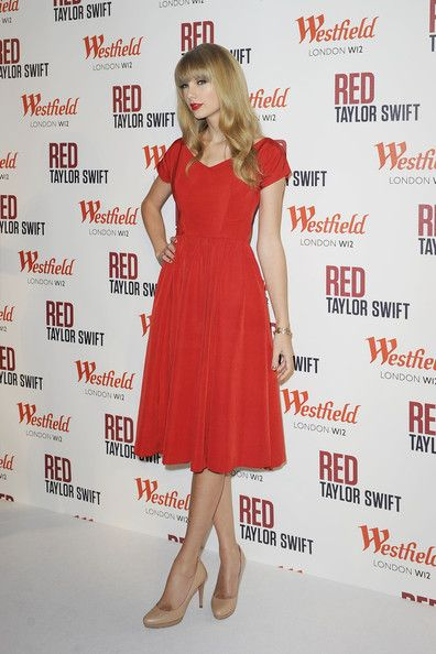 Taylor Swift, i like most of the old songs of hers!