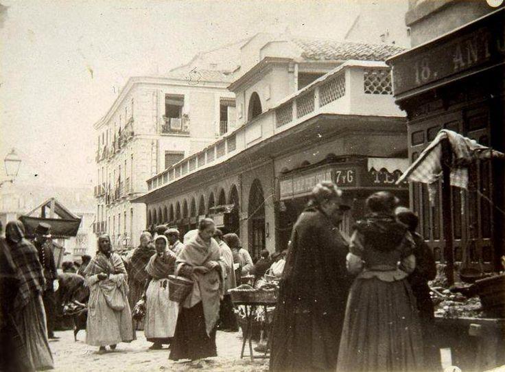 Primer Mercado de San Antón