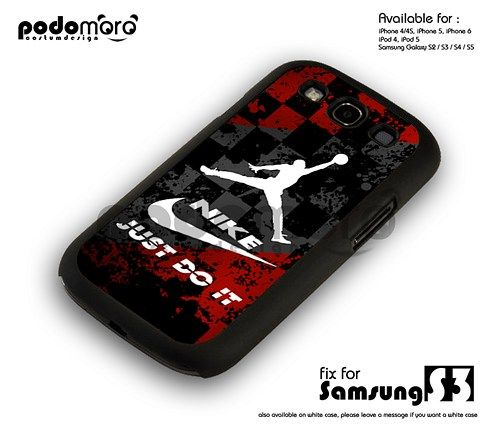 Nike Just Do It Jordan - samsung s3