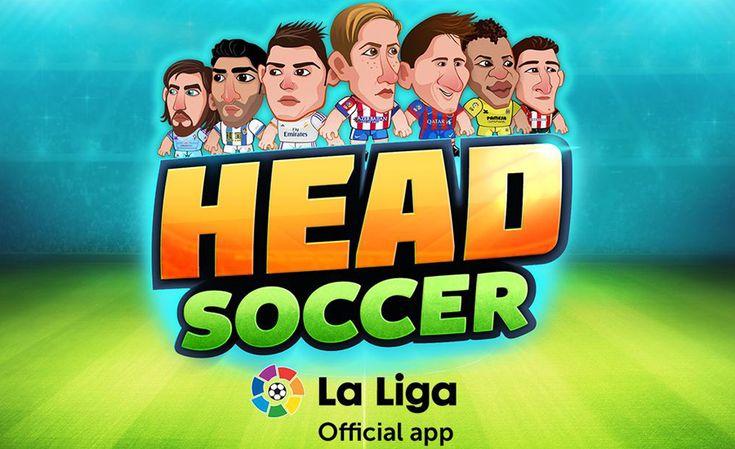 Head Soccer, el Juego de La Liga, Recibe una Actualización