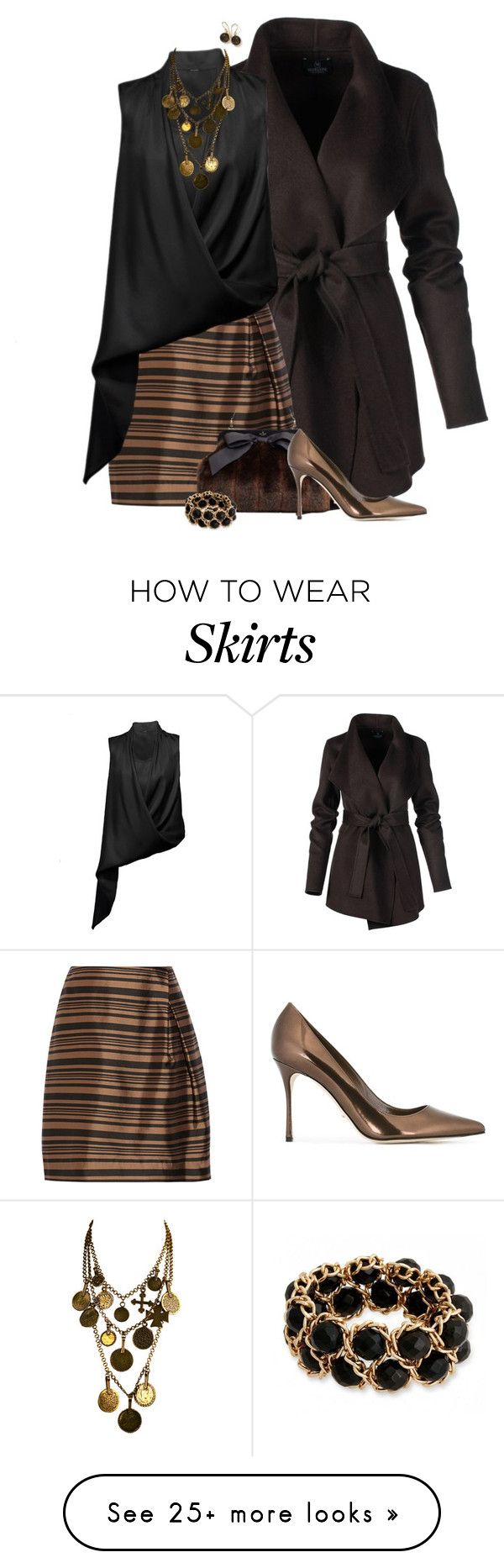 """""""Raoul Tulip"""" by tinayar on Polyvore featuring Raoul, Kate Spade, chikimiki, Sergio Rossi, Erica Lyons, Yves Saint Laurent and Ippolita"""
