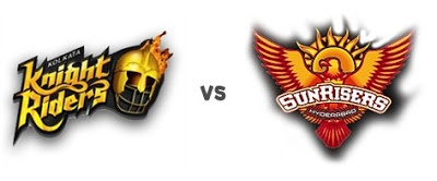 Sunrisers Hyderabad (SRH) VS Kolkata Knight Riders (KKR) Live IPL Score: Today's 2013 Indian Premier League (IPL) 17th match between the Sunrisers Hyderabad (SRH) and Kolkata Knight Riders(KKR).