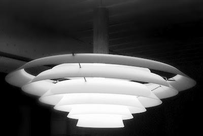 Lameet lamp designed by Yki Nummi