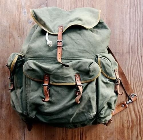 backpack for the next road trip!