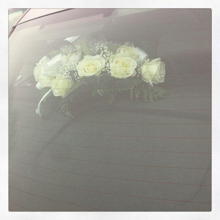Cappelliera auto sposi