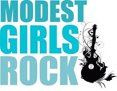 Modesty Lesson - Modest Girls Rock