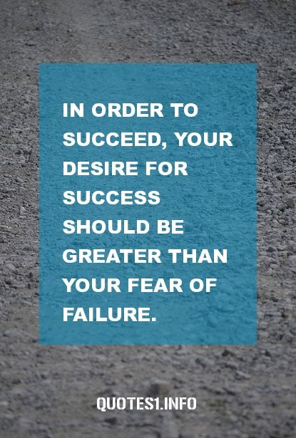 Inspirational Quotes About Failure: 1000+ Famous Inspirational Quotes On Pinterest