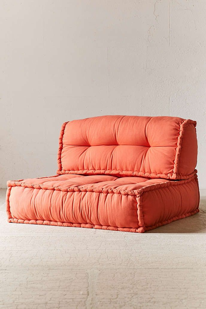 Floor Cushion Sofa Tufted French Floor Cushions Rh - TheSofa