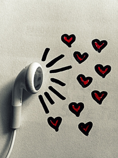 We All Love Music #music, #art, #hearts, #bestofpinterest, https://facebook.com/apps/application.php?id=106186096099420