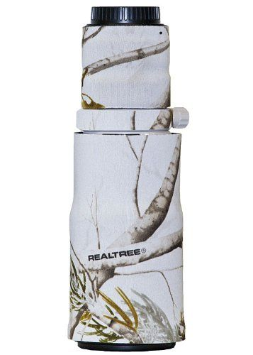 LensCoat LC40056SN Canon 400 f56 Lens Cover Realtree AP Snow * Visit the image link for more details.