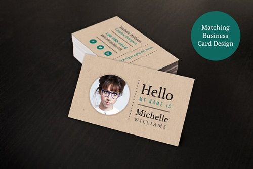 12 best business card images on pinterest business cards carte de why job seekers need business cards reheart Gallery