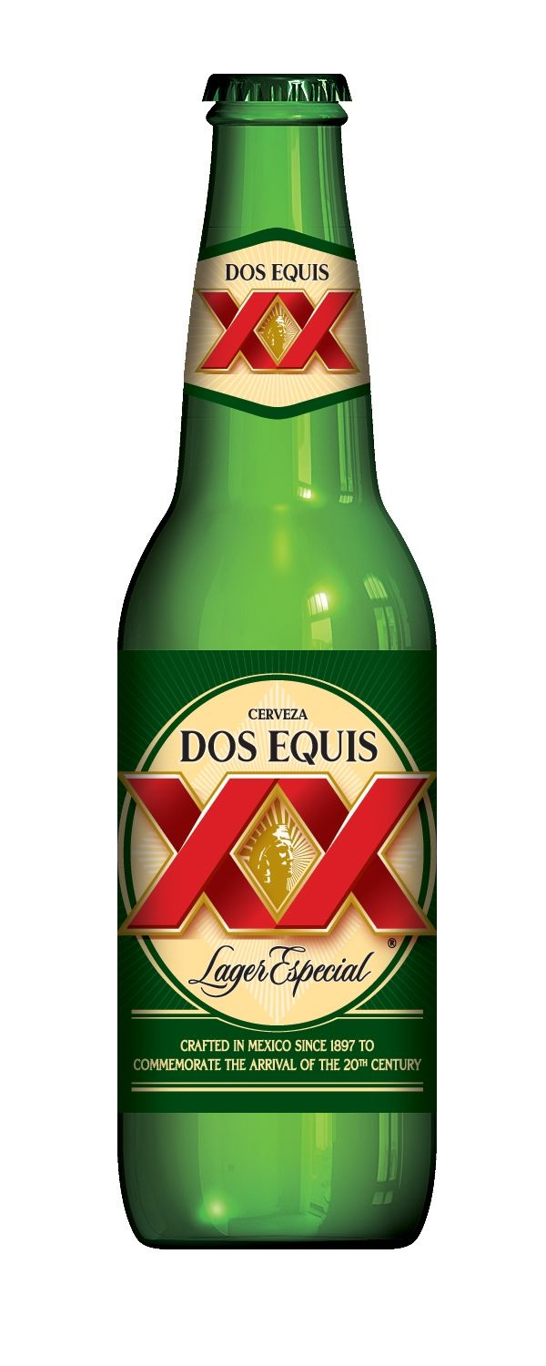 Dos Equis Beer  XX  Rather light, very tasty.