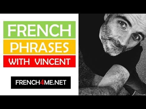 (13) Learn French with phrases # Phrases 1351 - 1400 - YouTube