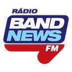 Rádio Band News FM (São Paulo) Logo