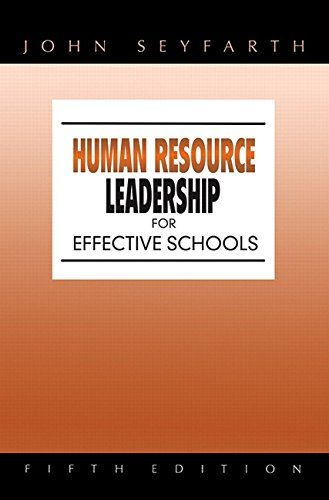 13 best business human resources images on pinterest resource human resource leadership for effective schools 5th edition fandeluxe Choice Image
