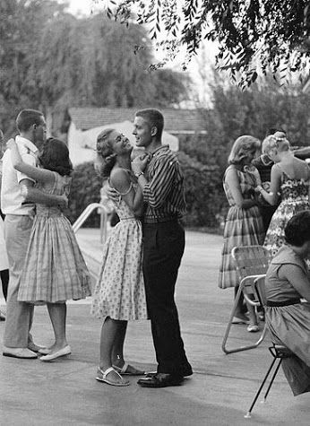 Teens in the 1950s