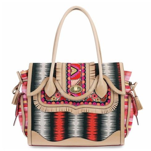 Carry All Caresse in Coral