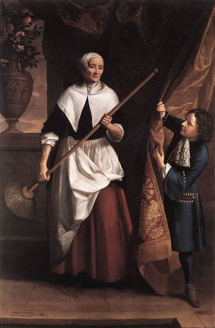 RILEY, John Bridget Holmes, a Nonagenarian Housemaid 1686