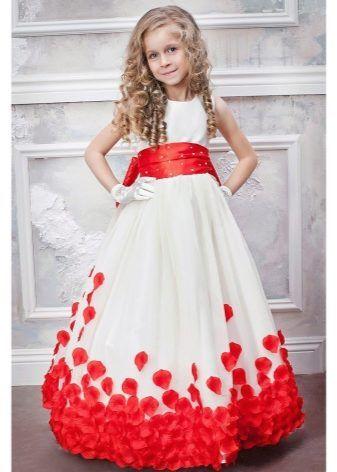 Нарядные платья для девочек 2017 (67 фото): красивые, для подростков, пышные