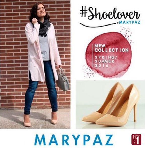 Look casual & Chic de MARYPAZ by @trendycaos Busca tu stiletto favorito en tienda con la referencia ►73831