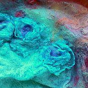 """Аксессуары ручной работы. Ярмарка Мастеров - ручная работа """"Нежность"""".Берет из шёлка.. Handmade."""