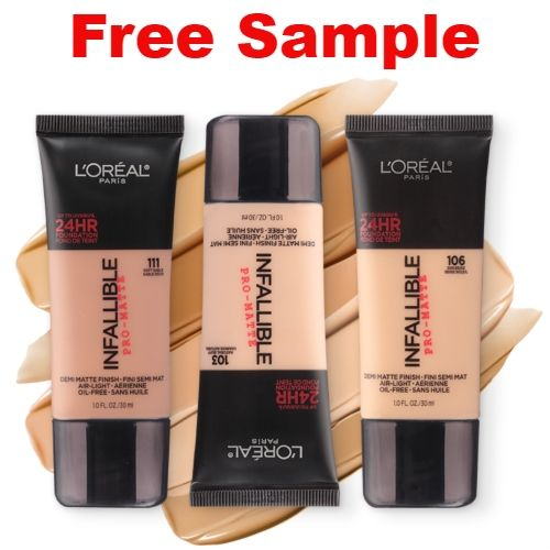 loreal coupons foundation