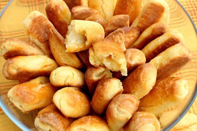 Slika kiflica sa kukuruznim brašnom