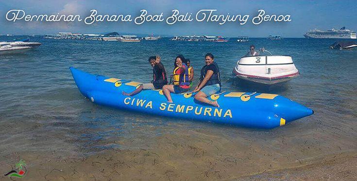 Permainan Banana Boat Bali Hai traveler, kami agent penyedia Jasa Watersport Permainan Banana Boat Bali. Menawarkan harga promo watersport dan dijamin dengan harga murah.  Salah satunya adalahpermainan banana boat bali yang merupakan salah satu jenis dari aktivitas olah-raga air atau wahana bahari. Sebelum jauh kita membahas banana boat, yuk..   #aktivitas watersport bali #Permainan Banana Boat Bali #promo waterbom bali #watersport bali #watersport di bali