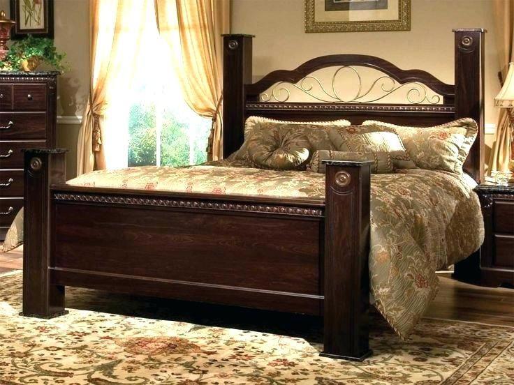Bedpost Bedroom Furniture Bedroom Furniture Furniture King Bed