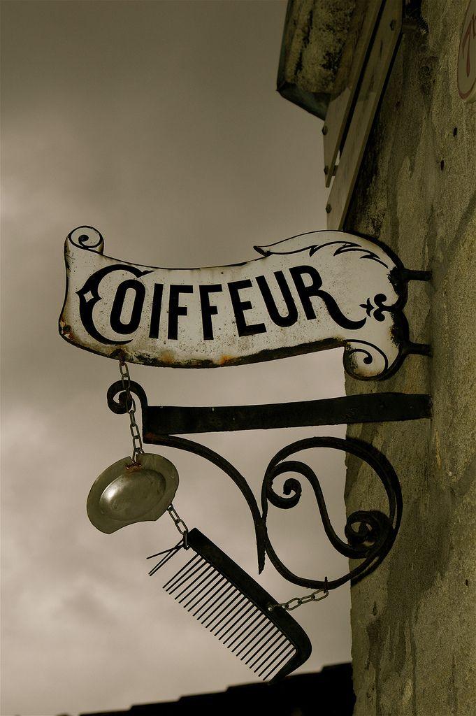 Coiffeur | La Beℓℓe ℳystère