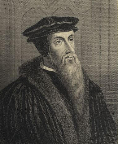 Johannes Calvin Reformer Man of Controversy Details