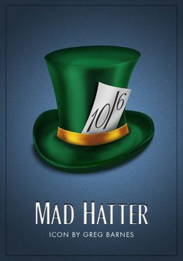 Greg Barnes' Rogues Gallery: Mad Hatter